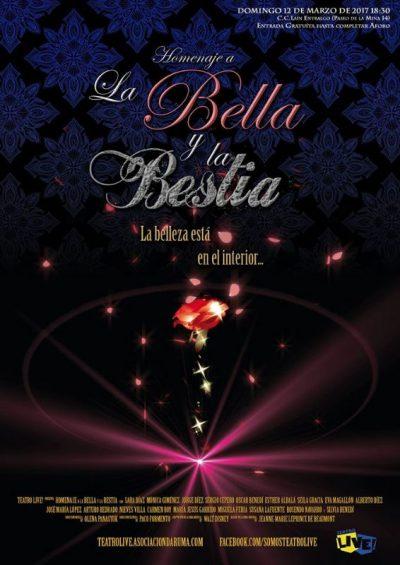 Homenaje a La Bella y La Bestia