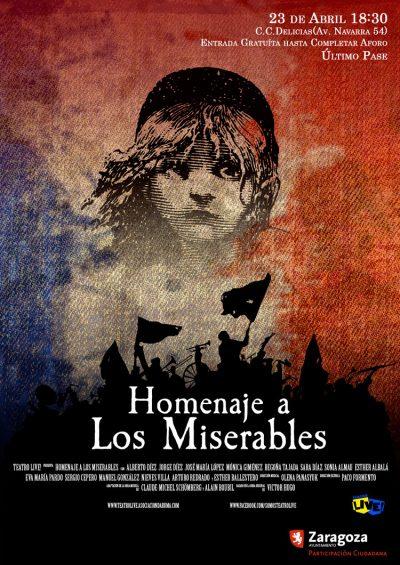 Homenaje a Los Miserables
