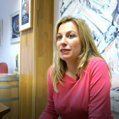 Entrevista a Olena Panasyuk, directora musical
